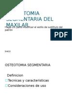 Osteotomia Segment Aria Del Maxilar
