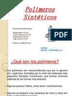 Polímeros Sintéticos(1)