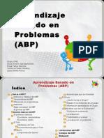 ABP (Aprendizaje Basado en Problemas) Ejemplos-Grupo ONE