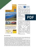 Dolomites 2 Bikers Map