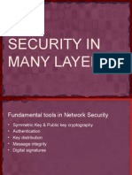 Security in Many Layers Seminar Hpcn