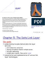 Chap 5 Data Link Layer