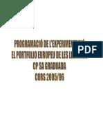programació 2005-2006