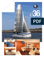 Hunter e36 Brochure