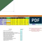 Examen de Excel - A