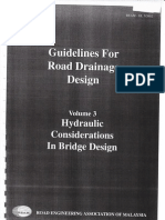 REAM Guidelines for Road Drainage Design - Volume 3
