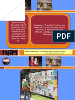 Media Kit - NAM Youth College Marketing & College Advertising Authority, Experts, & Consultants