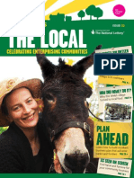 The Local Magazine from Village SOS -  Issue 2