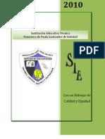 Sistema Institucional de Evaluacion-fco de Paula Santander