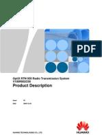 RTN 950 Product Description(V100R002C00_02)-20091220