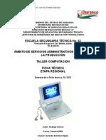 Análisis de Objeto Técnico Reproductor de DVD Móvil