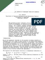 H.K. Moffatt- Simple Topological Aspects of Turbulent Vorticity Dynamics
