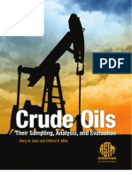 Crude Oil Analysis