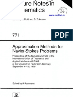 H.K. Moffatt- The Asymptotic Behaviour of Solutions of the Navier-Stokes Equations Near Sharp Corners
