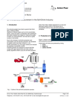 Application Report Softdrink-Online Density2
