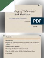 Sociology of Culture V1.0