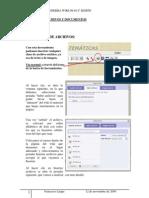 GESTIÓN DE ARCHIVOS Y DOCUMENTOS sesion 2 wiki