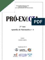 AP Geometria Analitica Resolvidos