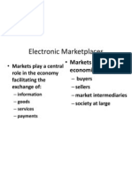 Auction Types,M-commerce,Types of E-mkt