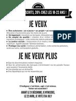 Tract EELV listes électorales