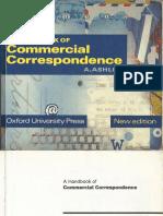 Commercial Correspondence Pdf
