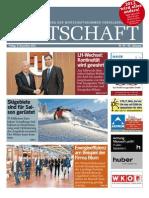 Die Wirtschaft 9. Dezember 2011