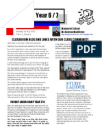 Room 7 Newsletter T2 Issue2