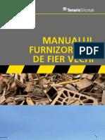 Manualul furnizorului de fier vechi