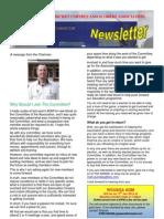 WCU&SA Newsletter Winter 2011