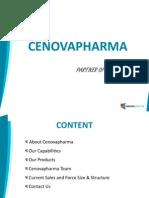 Cenovapharma Presentation Eng