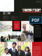 IIT Kgp Law School Batch Profile 2009-12