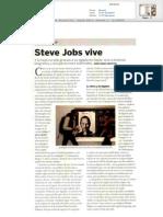 Steve Jobs vive