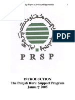 Introduction PRSP