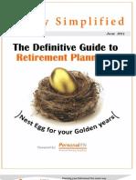Retirement Guide June