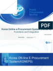 Session 5 Korea KONEPS - Functions and Integration Final 231111