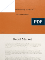 The Retail Industry in the GCC