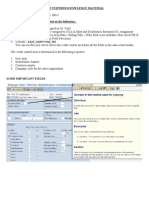 Sap Sd Credit Management Further Knowledge Material