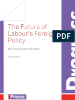 The Future of Labour's Foreign Policy