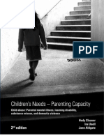 Children's Needs Parenting Capacity - 2nd Edition