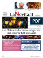 Lanovita.it giornale free press - Speciale Natale 2011