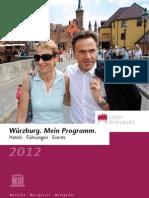 Würzburg - Mein Programm 2012