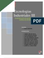Tec III Informe Finall
