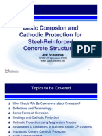 Corrosion Protection of Steel in Concrete Structures