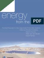 Kurokawa-Energy From the Desert-Practical PV