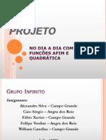 Projeto No Dia a Dia Com as Funes Afim e Quadrtica 1217046230847863 8