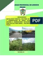 Perfil Forestal Tingo Maria