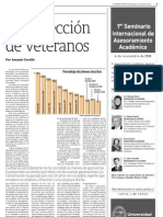 Eleccion de Veteranos