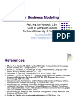 Methods for Business Modeling