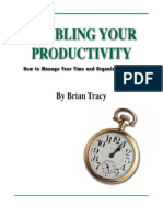 Tracy Productivity Guide-Brian Tracy