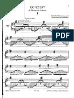 Rautavaara - Piano Concerto No.1 - I Con Grandezza